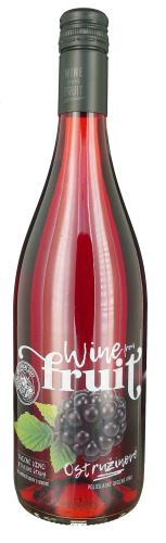 Ovocné víno Vinofol ostružinové 0,75l polosladké