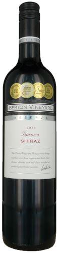 Shiraz Berton 2015 Austrálie Barossa Reserve 0,75 l suché