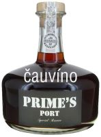 10 let staré víno Messias Primes Port wine Special Reserve decanter 0,75l 20% alk.