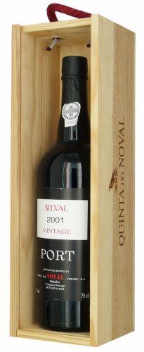 20 let staré portské víno 2001 Quinta Do Noval 0,75l sladké