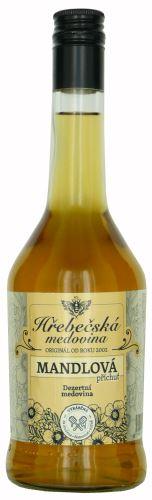 mandlová medovina hřeběčská 0,5l