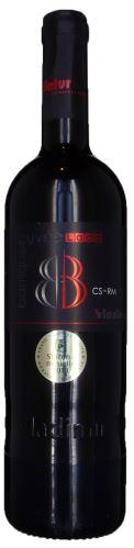 Cuvée Laďa barrique CS+RM Tetur 2007 pozdní sběr 0,75l suché 871