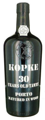 30 let staré portské víno Kopke 30 Years Old Tawny 0,75 l