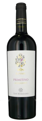 Primitivo Il Pumo IGP Salento 2018 San Marzano 0,75l Itálie suché