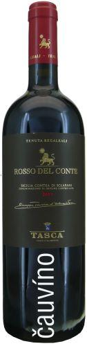 Nero d´Avola Rosso del Conte DOC Tasca d´Almerita 0,75 l Itálie suché