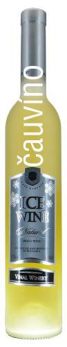 Chardonnay Vinal Winery 2014  ledové víno 0,5l Bulharsko sladké