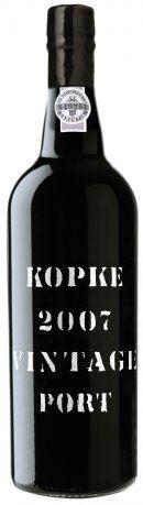14 let staré portské víno 2007 Kopke Vintage 0,75 L