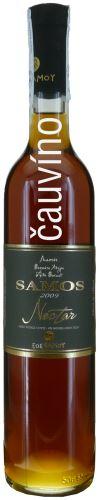 Samos Nectar Řecko 2009 sladké 0,5l