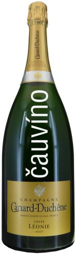 Champagne Magnum Cuvée Leonie  Canard-Duchene 1,5 l Francie Brut